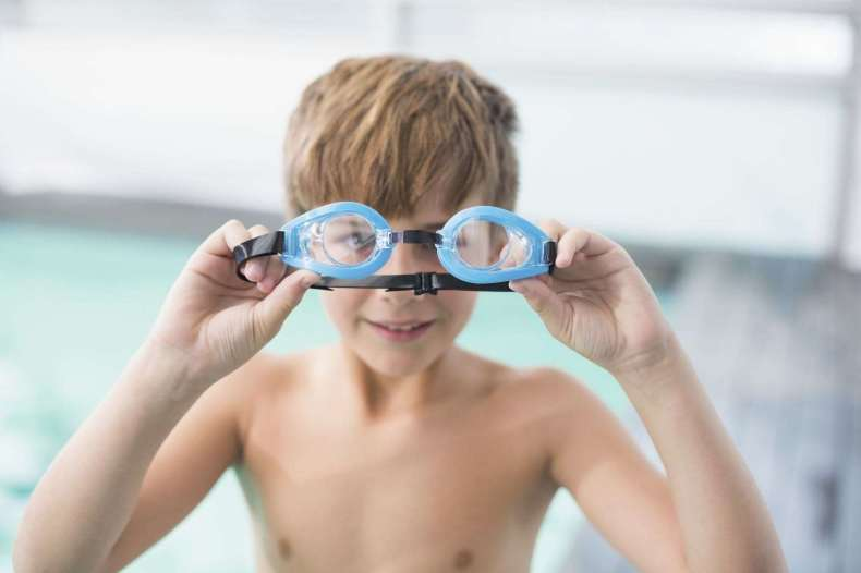 Children should be able to swim 25 metres without help by the time they leave primary school