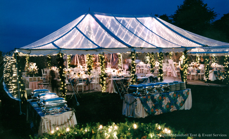 Clear Span Tents Clear Tent Rentals For Weddings In CT