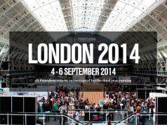 3D PRINTSHOW LONDRA 2014
