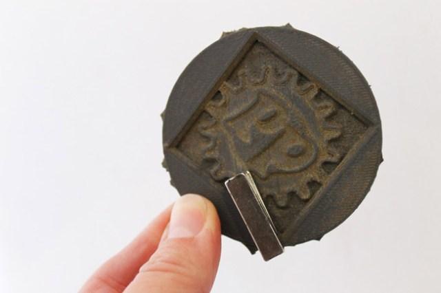 Proto-pasta PLA acciaio e PLA magnetico