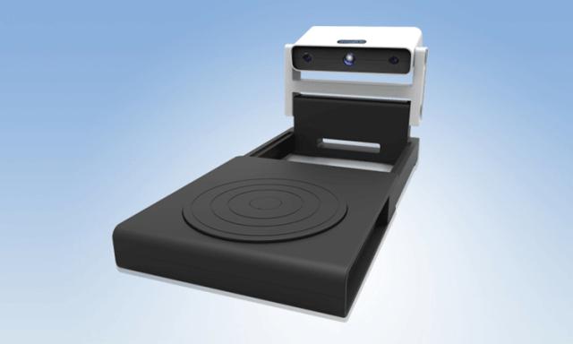 EinScan-S scanner 3d economico alta risoluzione
