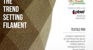 Textile Pro TreeD Filaments stampa 3D tessuto