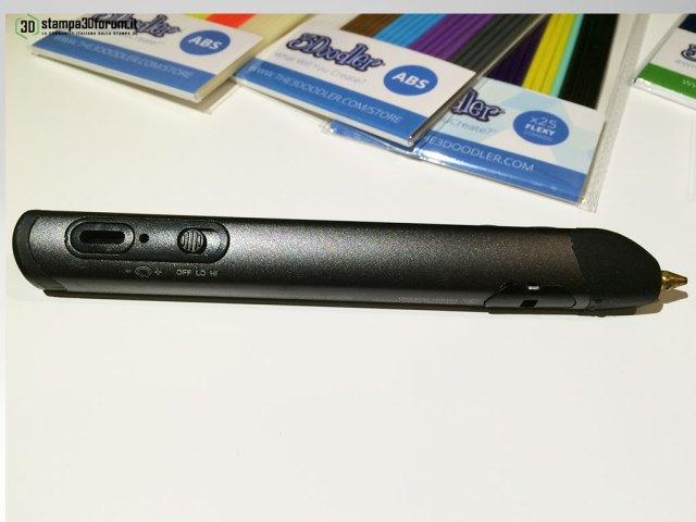 recensione 3doodler 2.0 penna stampa 3d