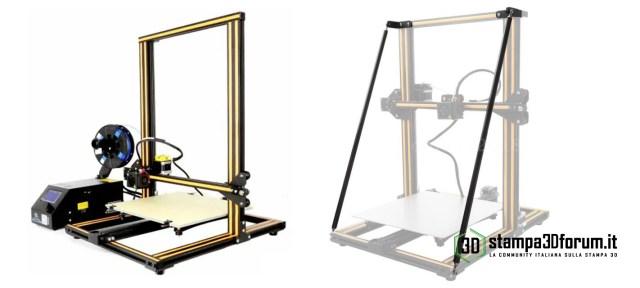 problema stampa 3D ruvida wobble