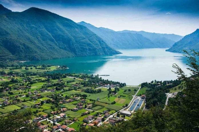 Panoramica Lago di Garda