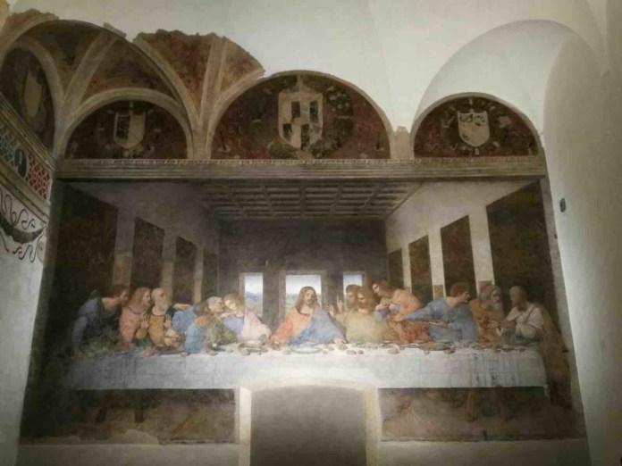 Unesco, il cenacolo di Leonardo da Vinci è uno dei patrimoni