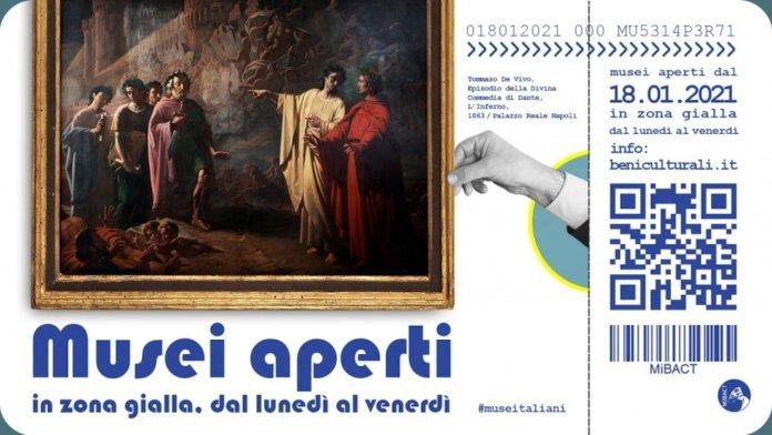 La Campania riapre i musei