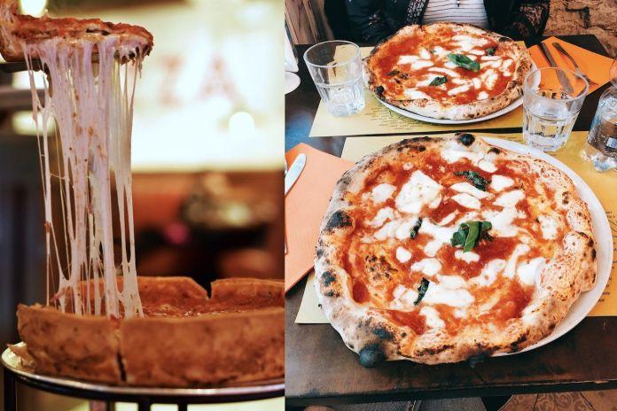 Pizza, Chicago lancia la sfida a Napoli