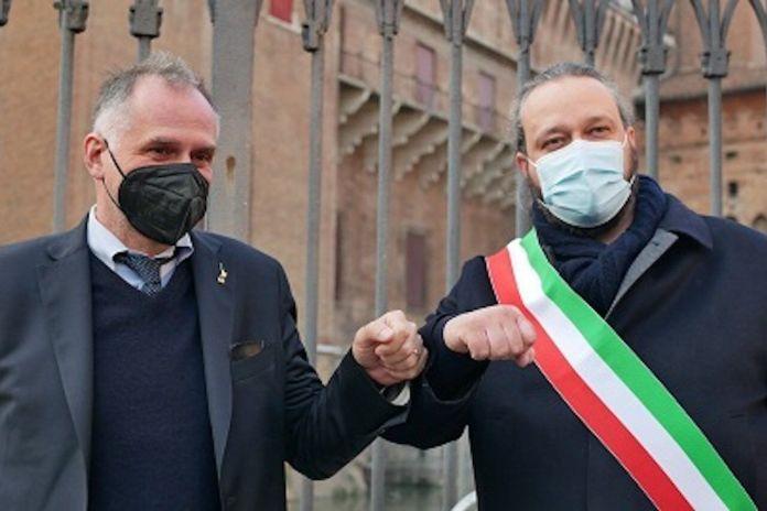 Massimo Garavaglia e Alan Fabbri