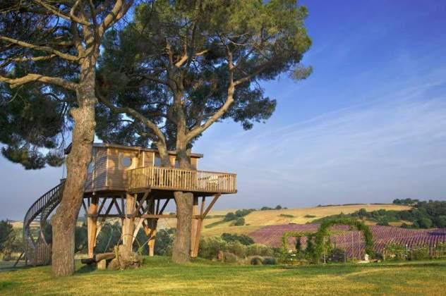 La Piantana, casa sull'albero