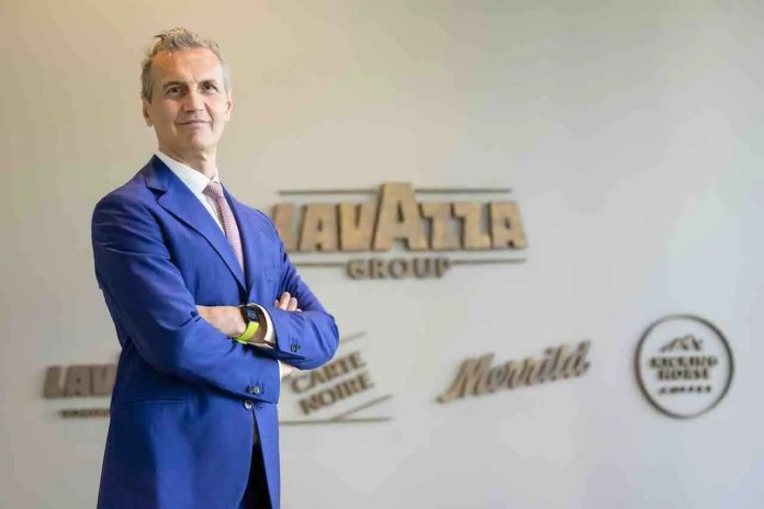 Lavazza, l'amministratore delegato del gruppo Antonio Baravalle