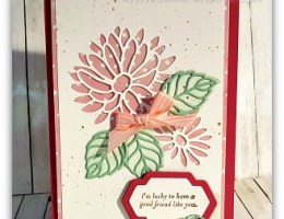 Retiring Framelits - Special Reason Card by Leonie Schroder Independent Stampin' Up! Demonstrator Australia
