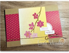 Memories and More Cards by Leonie Schroder Independent Stampin' Up! Demonstrator Australia