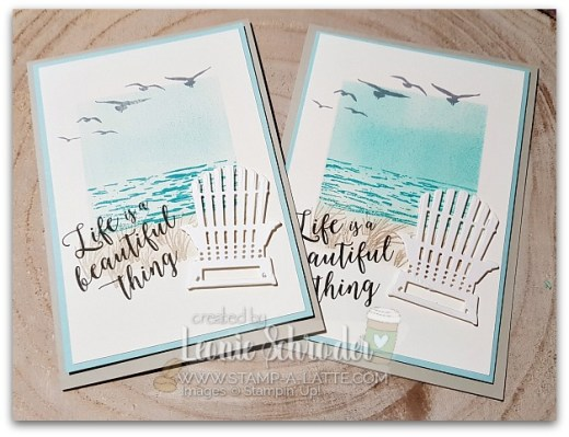 Seasonal High Tide Card by Leonie Schroder Independent Stampin' Up! Demonstrator Australia