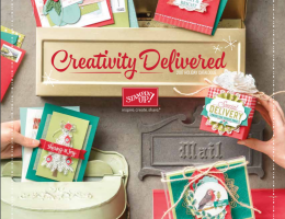 get your Holiday Catalogue from Leonie Schroder Independent Stampin Up Demonstrator Australia