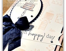 Happiest of Days - Oh Happy Day by Leonie Schroder Independent Stampin Up Demonstrator Australia