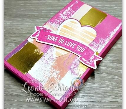 Love in a Box by Leonie Schroder Independent Stampin' Up! Demonstrator Australia