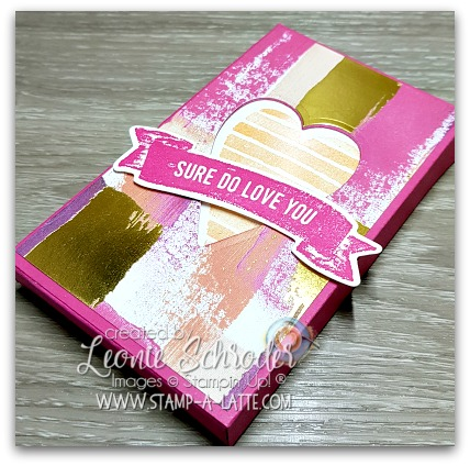 Love in a Box by Leonie Schroder Independent Stampin' Up! Demonstrator Australia