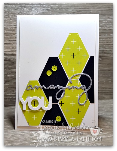 Tailored Amazing You by Leonie Schroder Independent Stampin' Up! Demonstrator Australia