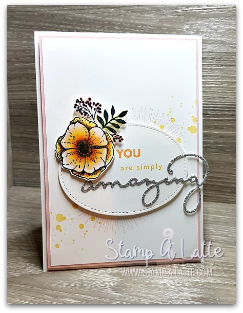 Saleabration Amazing You and Celebrate You THinlits by Leonie Scrhoder Independent Stampin Up! Demonstrator Australia