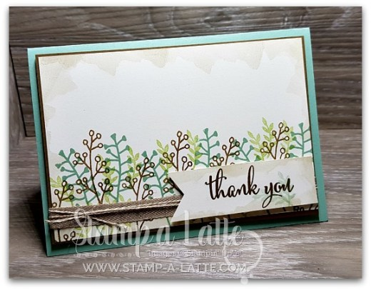 Masculine Foliage using Love What You Do Stamp Set by Leonie Schroder Independent Stampin' Up! Demonstrator Australia