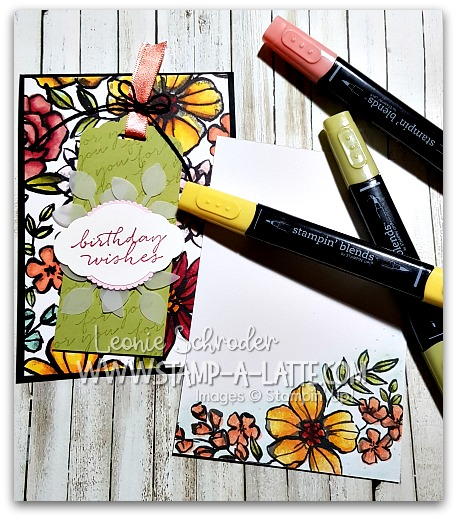 Petal Passion Wishes by Leonie Schroder Independent Stampin' Up! Demonstrator Australia