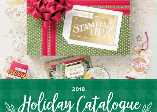 2018 Holiday Catalogue - Shop with Leonie Schroder Independent Stampin' Up! Demonstrator