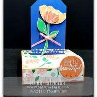 Freestanding Pop-Up Bloom by Bloom Card by Leonie Schroder Independent Stampin' Up! Demonstrator Australia
