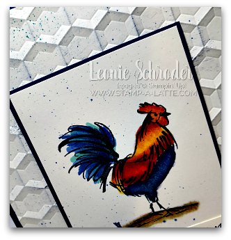 Home to Roost by Leonie Schroder Independent Stampin' Up! Demonstrator Australia