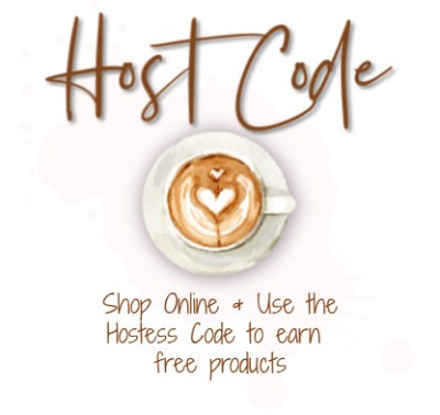 Shop with me Online & earn free products when you use the Host Code