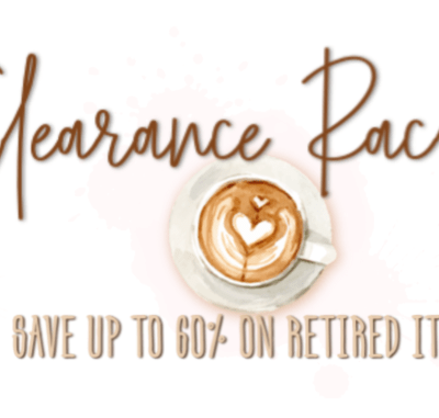 Shop the Clearance Rack with Leonie Schroder Independent Stampin' Up! Demonstrator Australia