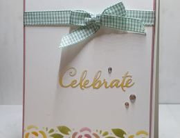 Stencils with Dies Tutorial by Leonie Schroder Independent Stampin' Up! Demonstrator Australia