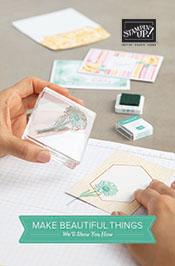 Stampin Up Beginner Stampers Brochure 20-21