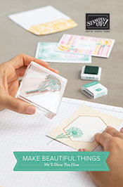 Stampin Up Beginner Stampers Brochure 20-21