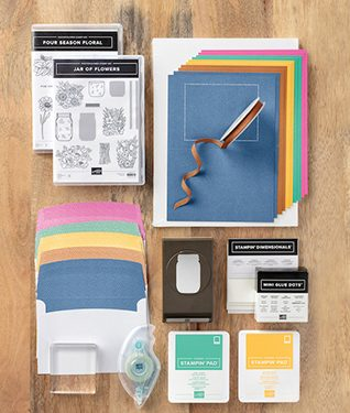Suggested Stampin Up Starter Kit