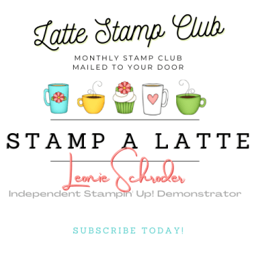 Stamp Club by Mail from Leonie Schroder Independent Stampin Up Demonstrator Australia