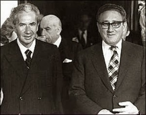 Moro e Kissinger