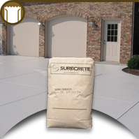 SureBroom - Broom Concrete Overlay Mix 6,000 PSI
