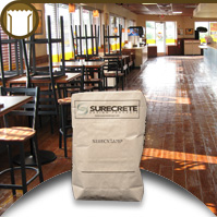 SureStamp - Stamp Concrete Overlay a 3D Floor Bag Mix