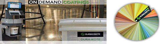 concrete paint colors