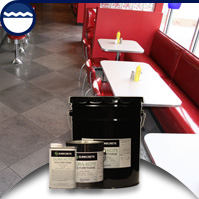 DuraKote Polyurethane WB - Clear Coat for Concrete Water Based High Performance