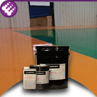 Pigmented Polyurethane SB - Colored Concrete Solvent-Based Polyurethane DuraKote High Performance