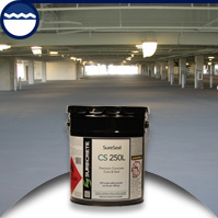 SureSeal CS 250L - Low VOC Cure and Seal for Concrete 25% Solids