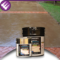 SureSeal Pigmented SB - High Gloss Colored Concrete Sealer Solvent Acrylic