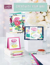 Stampin' Up! 2017-2018 Annual Catalogue