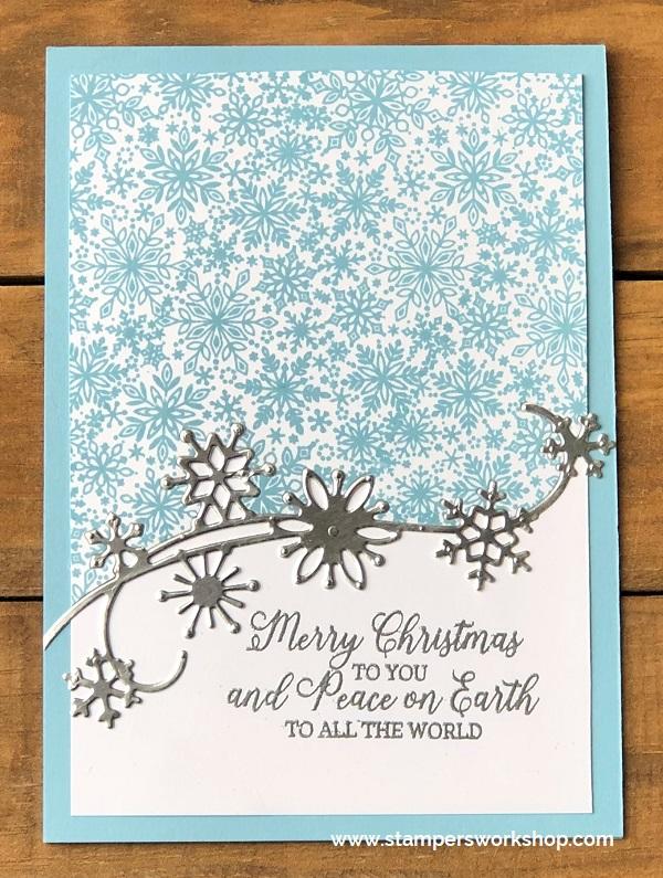 Card-MerryChristmas-SnowIsGlistening-BalmyBlue