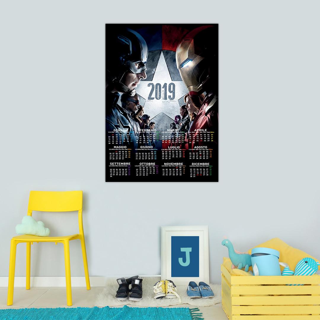 Calendario Civil War