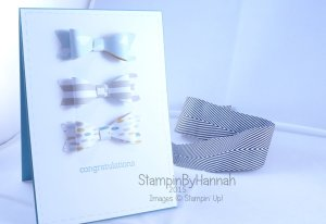 Stampin' Up! UK Bow Builder Punch