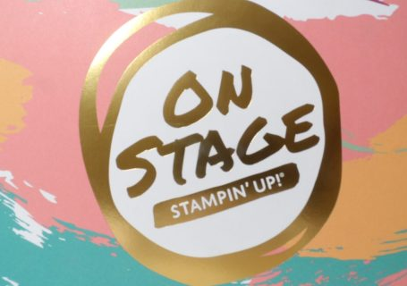 Stampin' Up! On Stage Local Telford April 2016