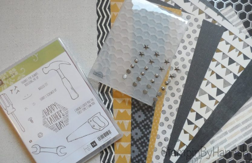 Online Card Class featuring Nailed It from Stampin' Up! UK